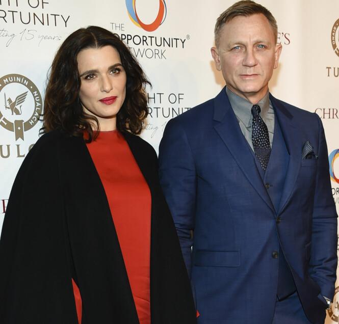 DREAM HOUSE: Hvem hadde trodd at det var på jobben James Bond skulle finne Bond-janta si? FOTO: NTB Scanpix