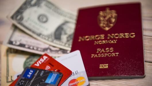 Teknisk trøbbel gir forsinkede pass til ferien