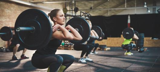 20 minutter med styrketrening kan være like bra som 45