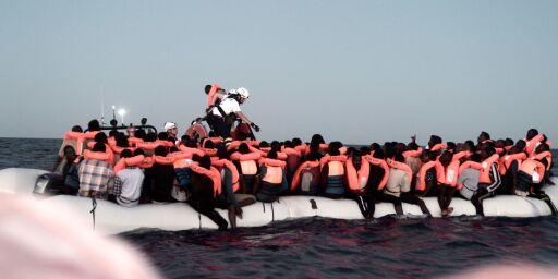 image: Spania redder EU i politisk havsnød