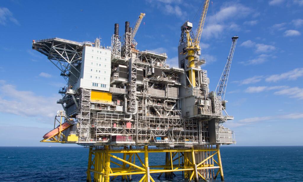 VEKSTMOTOR: Oljeindustrien er tross alt, og vil fortsatt være en utrolig viktig vekstmotor i norsk økonomi, skriver artikkelforfatteren. Foto: NTB scanpix