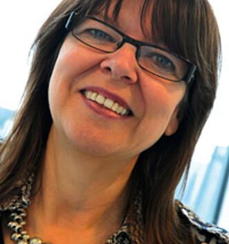 FORSKER PÅ KROPPSBILDE: Ingela Lundin Kvalem, førsteamanuensis ved Psykologisk institutt ved Universitetet i Oslo. Foto: UIO.