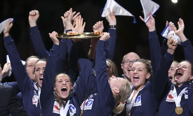 00ca9c79 Håndball-em for kvinner i Frankrike - Gunstig trekning for Norge i ...