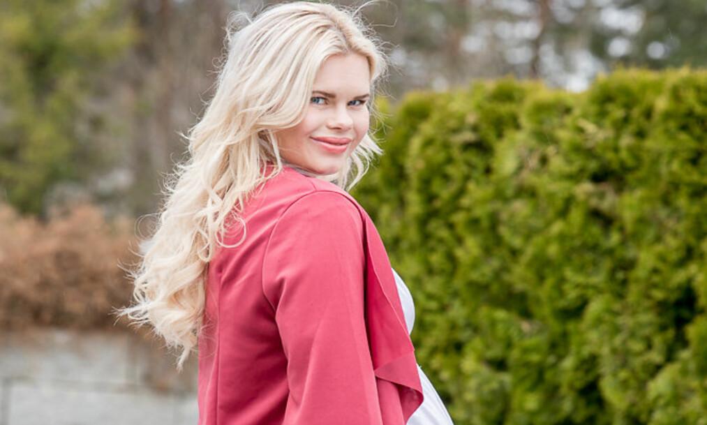 KLAR TALE: Julianne Nygård mener at det er og bør være noen forskjeller på gutter og jenter. Foto: Privat