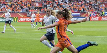 image: Nederland unngikk sjokktap. Nå må Norge slå dem i siste kamp