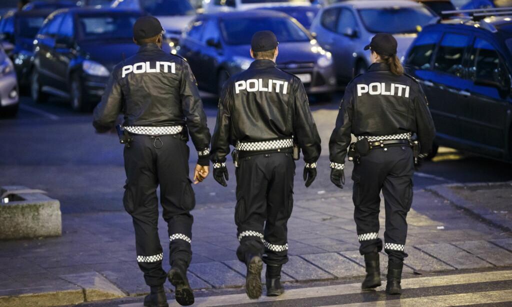 KVALITETSMESSIG BEDRE: Politiet gjør ting med bedre kvalitet enn før, selv om det ikke nødvendigvis resulterer i kortere saksbehandlingstid, økt oppklaringsprosent, eller raskere utrykninger. Det mener politidirektoratet. Foto: Heiko Junge / NTB scanpix
