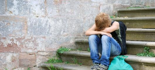 - Altfor ofte får de utstøtte barna beskjed om at det er de som tar feil