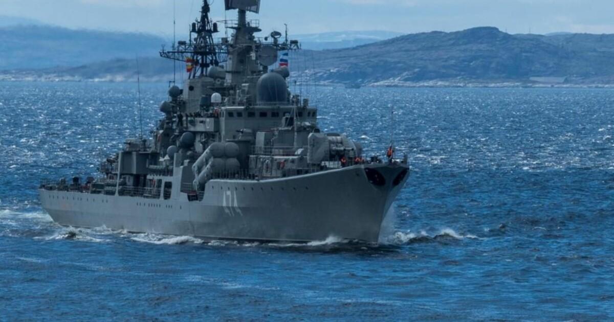 Putin sender rekordflåte ut i Barentshavet