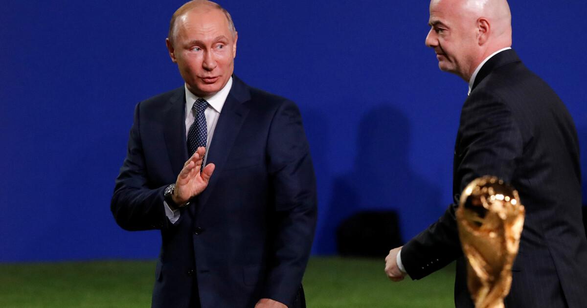 Putin serverer oss en drittkamp: Tidenes verste åpning i et VM