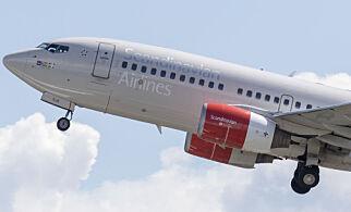 image: Røyksuget ble for stort for mannen på flyet. Det skulle koste dyrt