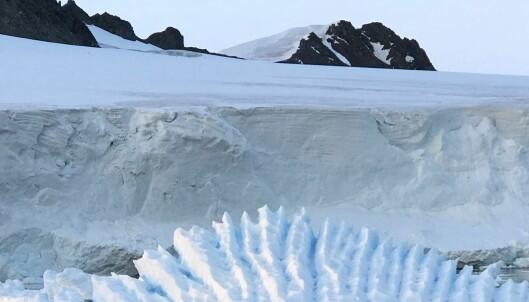 Stor studie: Issmeltingen i Antarktis skyter fart