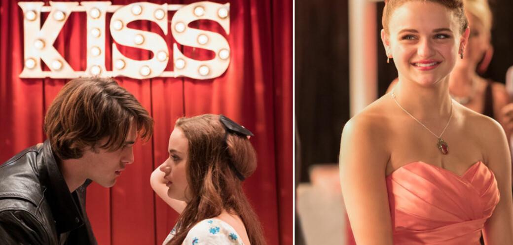 THE KISSING BOOTH: Joey King har avslørt syv ting du ikke visste om «The Kissing Booth.» FOTO: frida.se