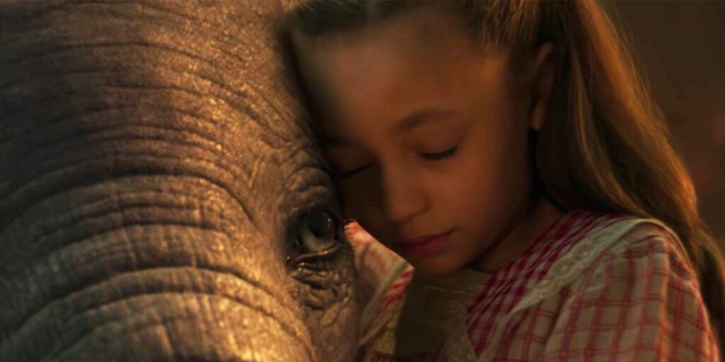 image: Se den nye live action-traileren for «Dumbo»