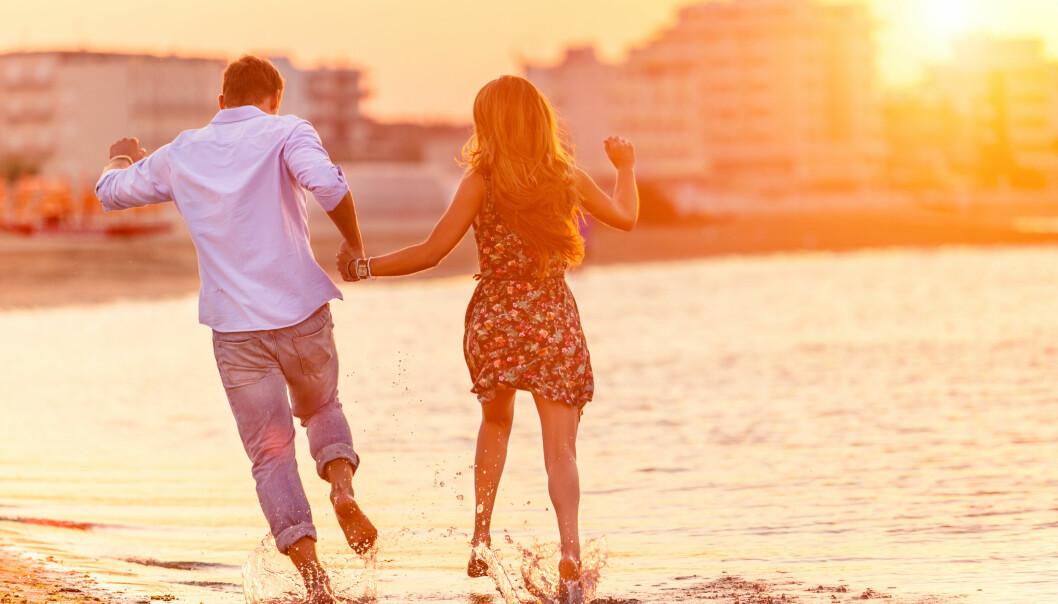 <strong>UREALISTISKE FORVENTNINGER:</strong>  - Mange par har urealistiske eller veldig ulike forventninger til ferien - noe som kan føre til krangøing, sier eksperten. FOTO: NTB Scanpix