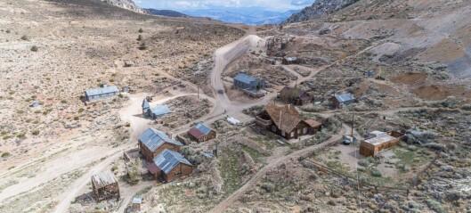 Hypp på en ekte western-spøkelsesby? Denne kan bli din for 7,5 millioner