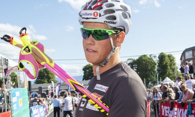 54493bce LAVLANDSGUTT: Johannes Høsflot Klæbo unngår høydetrening også denne høsten.  Han dropper sprinternes tradisjonelle opphold