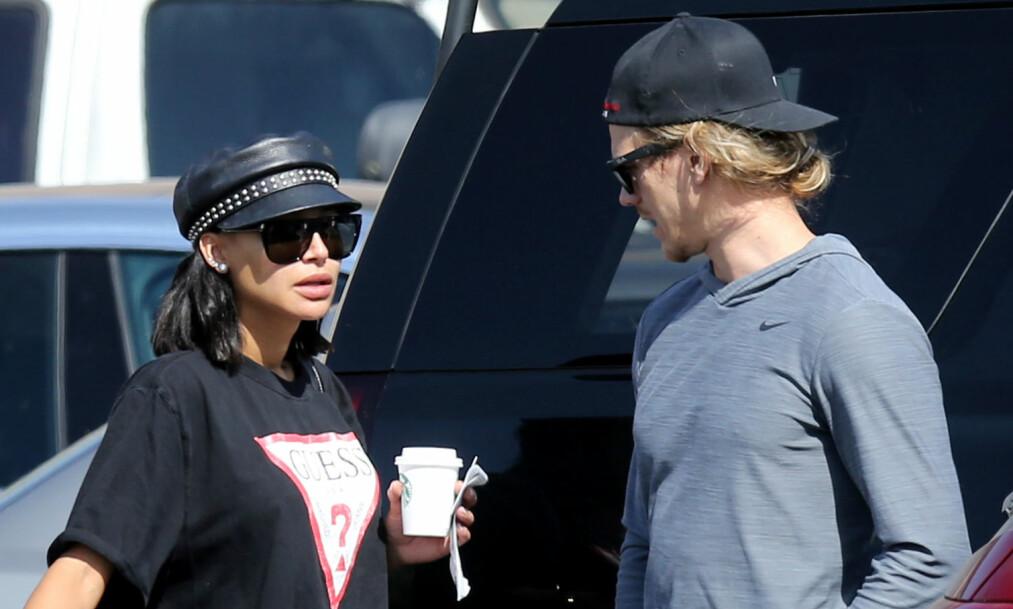 SKILT: Det har vært et turbulent år for «Glee»-stjernen Naya Rivera. Nå er hun skilt fra ektemannen. Foto: NTB Scanpix