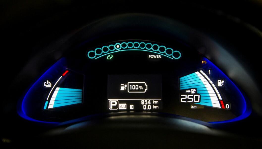 Overraskende avsløring om elbilbatterier