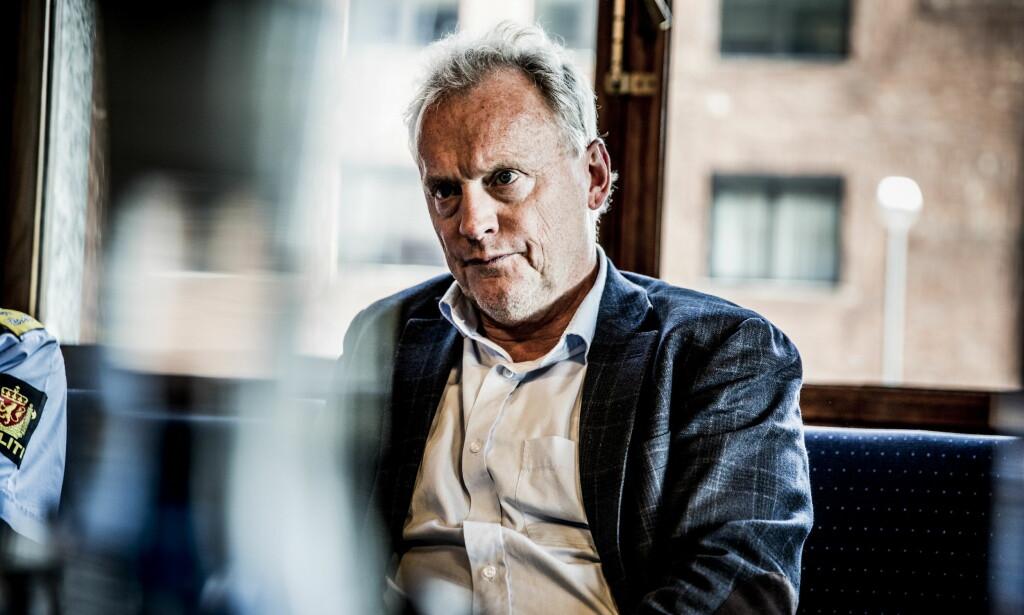 SKAL SELV KONKLUDERE: Raymond Johansen vil selv behandle varselet mot byråd Inga Marte Thorkildsen. Foto: Christian Roth Christensen / Dagbladet