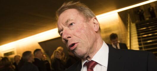 Jens Ulltveit-Moe ble rundstjålet på ferie. Mener han ble gasset