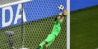 image: Selv ikke Real Madrid-stjerna i full strekk kunne stoppe Kolarovs perlemål