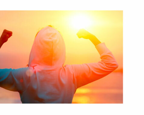 image: Slik kan du bli mentalt sterk - det er særlig tre ting du bør gjøre, ifølge ekspertene