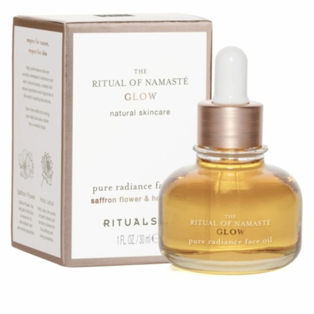 Pure radiance face oil fra Rituals |355,-