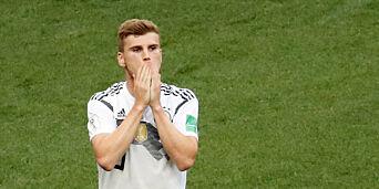 image: Ikke råd til flere VM-flauser. Tyskland setter sin lit til 22-åring