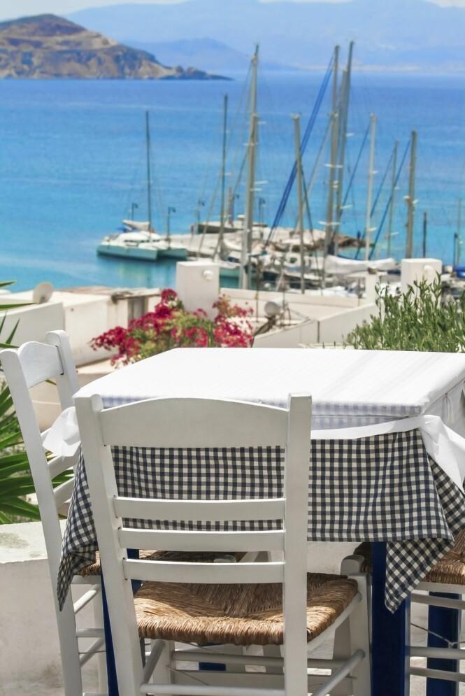 KRETA: Kreta har også en rekke hemmelige perler. FOTO: NTB scanpix