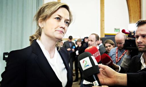 MENNESKERETTIGHETSVOKTER: Adele Matheson Mestad. Foto: Nina Hansen / Dagbladet
