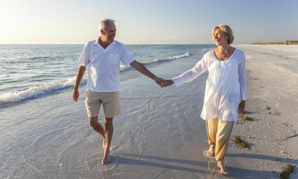 EKTESKAP: Vi lover hverandre evig troskap, men hvordan få det til? Vi spurte 20 pensjonister. FOTO: NTB Scanpix