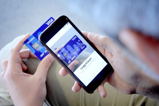 c3946bc3 Guide til å bruke Apple Pay i Norge – disse bankene må du ha - Slik ...