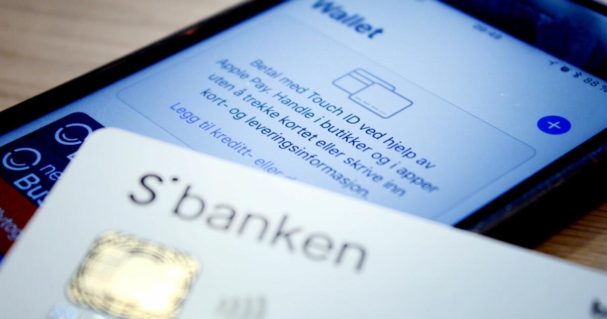 c01ad49d Guide til å bruke Apple Pay i Norge – disse bankene må du ha - Slik får du  Apple Pay - DinSide