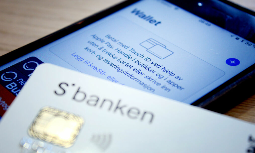 Slik får du Apple Pay