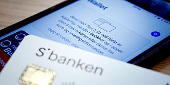 Slik bruker du Apple Pay i Norge