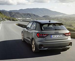 image: Audi omsider over på ny plattform