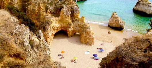 Algarves 10 beste strandperler
