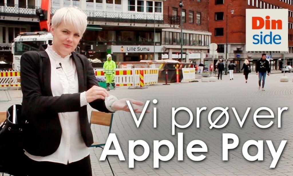 image: Slik fungerer Apple Pay i Norge