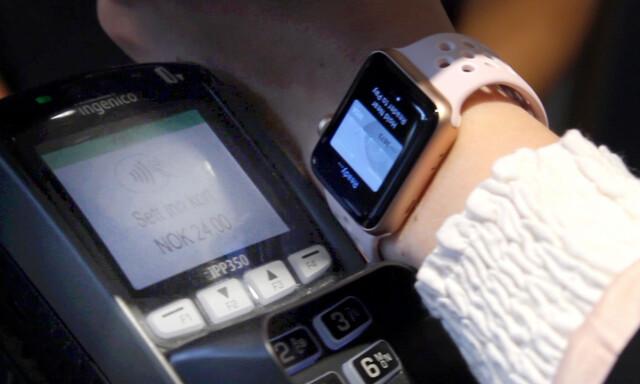 214dcf0a KORTLØS BETALING: Lei av å betale med bankkortet? Nå fungerer klokka eller  mobilen like