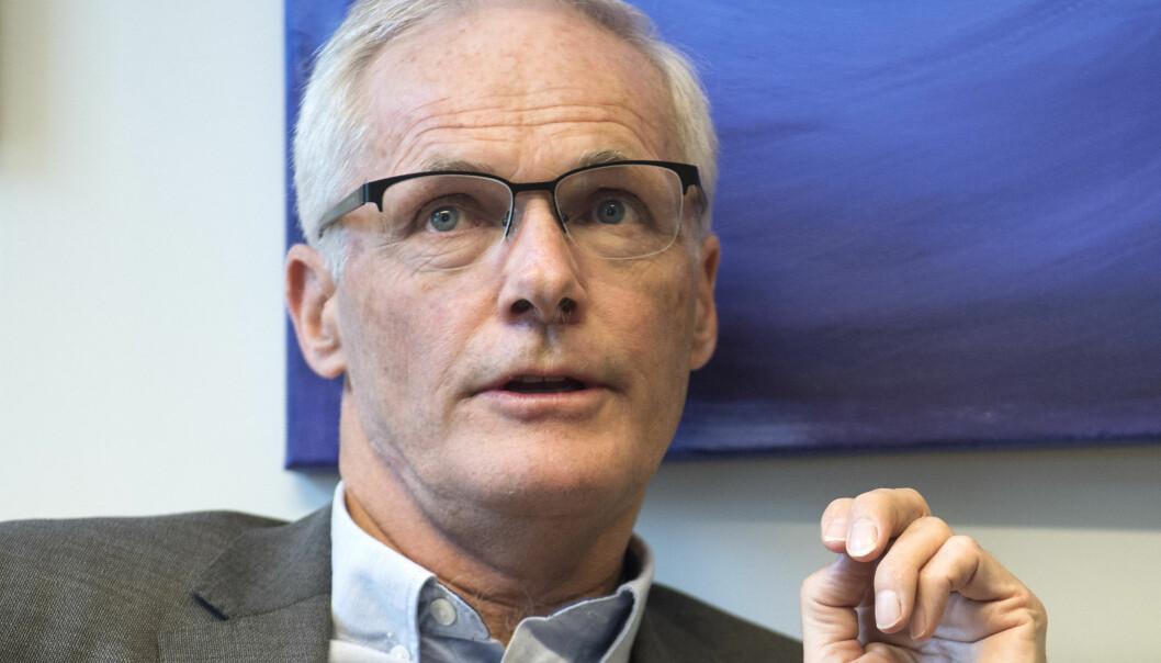 SLIPPER NYHET: Konkurransedirektør Lars Sørgard. Foto: Marit Hommedal / NTB Scanpix