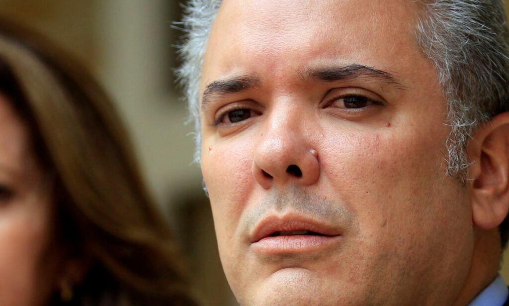 image: Ivan Duque vant det første presidentvalget. Nå knyttes spenning til hva han faktisk vil gjøre som president