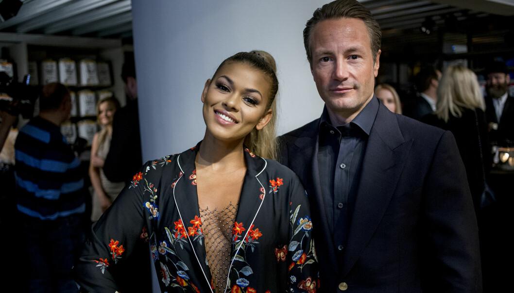 <strong>STØDIG PAR:</strong> Alexandra Joner og kjæresten Runar Vatne har vært sammen siden 2012. Foto: Sveinung Uddu Ystad / Dagbladet