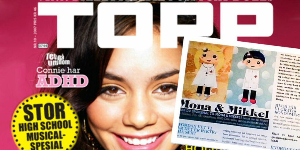 image: TOPP søker profiler til «Mona og Mikkel»-videospalte