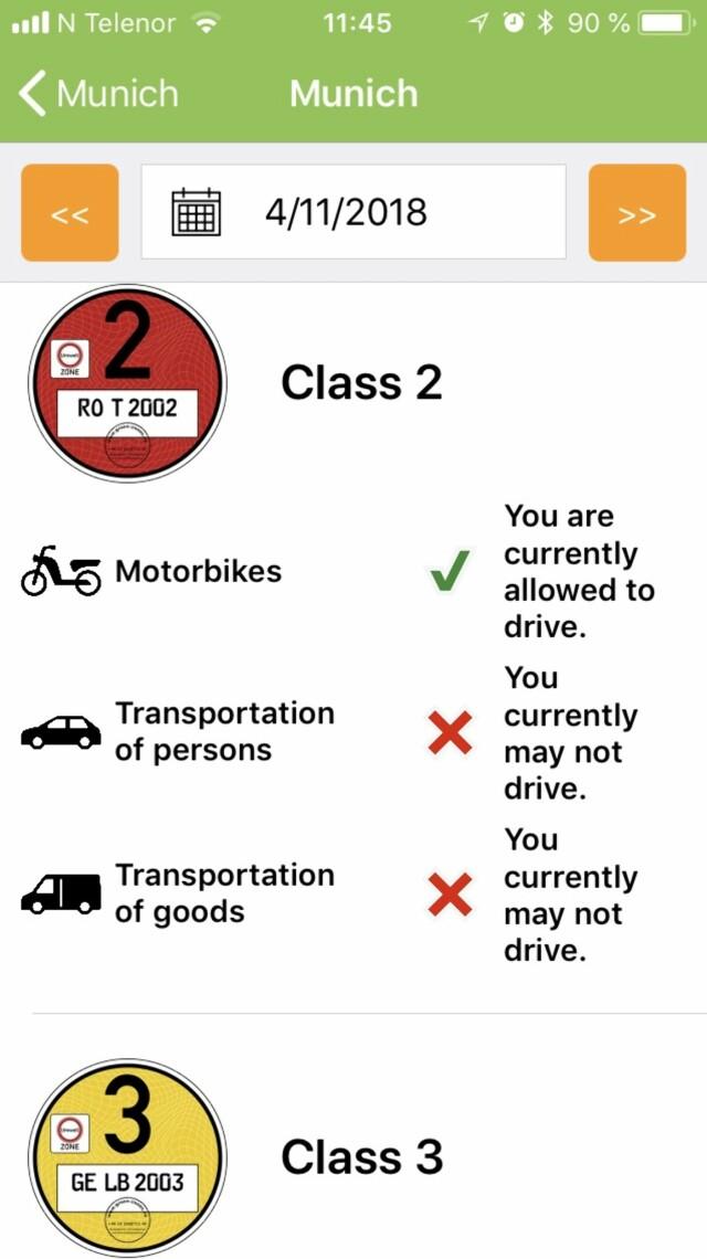 cd25dbe3 Med bil til utlandet? - Husk miljøoblatene - DinSide