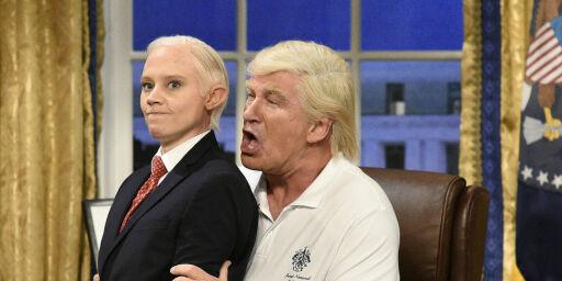 image: Har ofte hisset på seg Donald Trump. Nå ber tv-stjerna om hjelp fra Melania