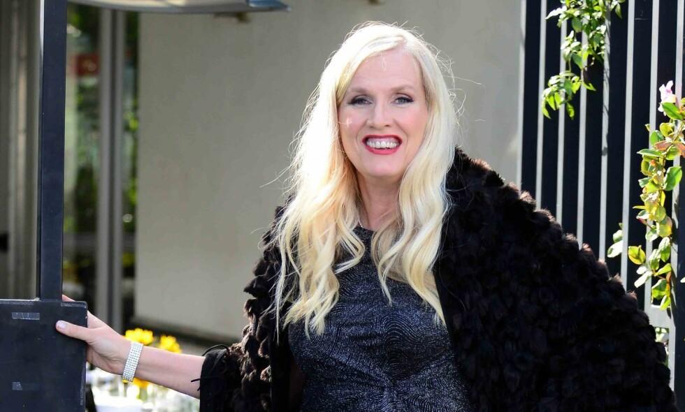 - REDD: Gunilla Persson står for tida midt i stormen, etter at hun angivelig stjal et par med solbriller fra en Chanel-butikk i Miami. Mandag ble hun også lagt inn på sykehus. Foto: NTB scanpix
