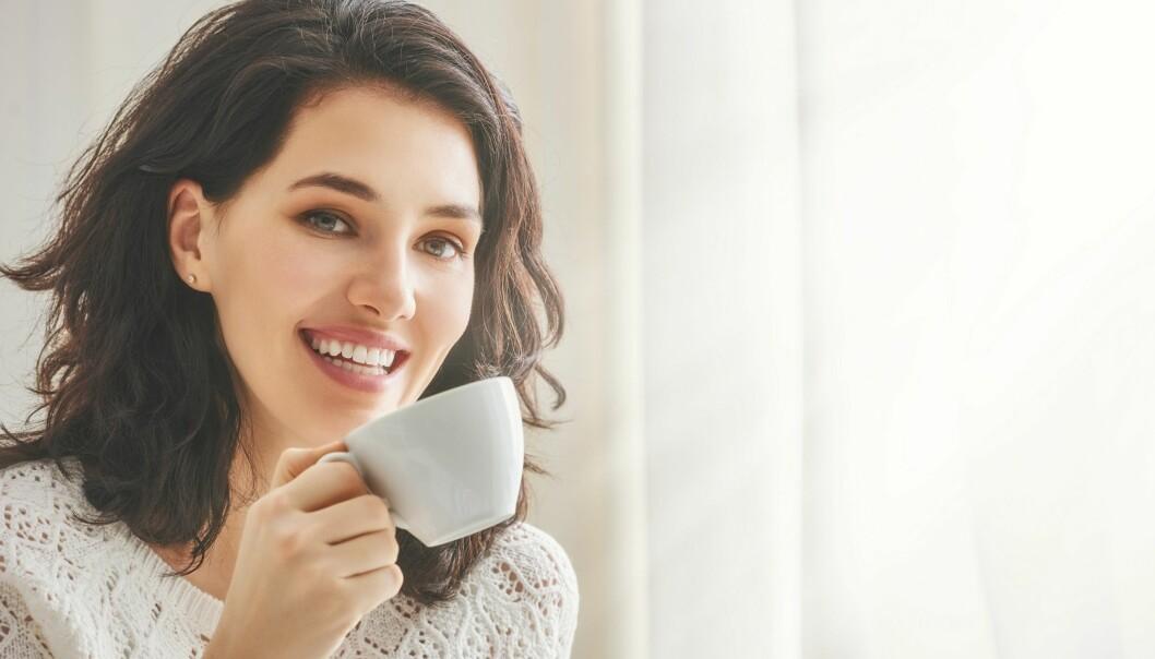 <strong>FORSIKTIG VED GRAVIDITET:</strong> Mennesker med høy følsomhet for koffein, samt gravide, bør være mer forsiktig med kaffeinntaket. Foto: Scanpix.