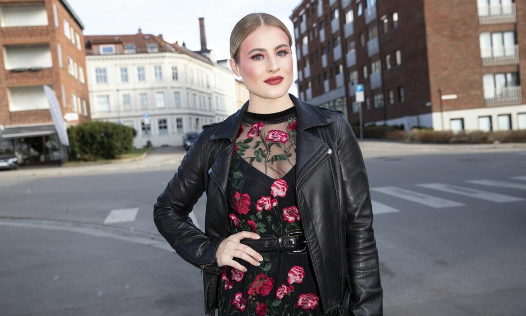 OMTALT JOBBTILBUD: Ferd-aving Katharina G. Andresens ansettelse hos Innovasjon Norge har skapt reaksjoner. Nå forteller 23-åringen at hun føler seg hengt ut. Foto: Andreas Fadum
