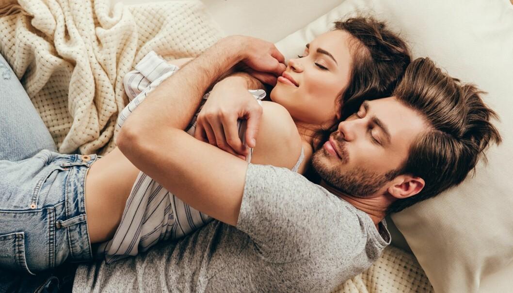 FRYKT FOR Å BLI FORLATT: Mange kjenner på frykten for å bli forlatt av kjæresten. FOTO: NTB Scanpix