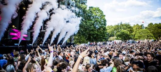 Avlyser årets festival:- Løpet er kjørt